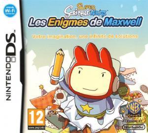 Echanger le jeu Les Enigmes De Maxwell sur Ds