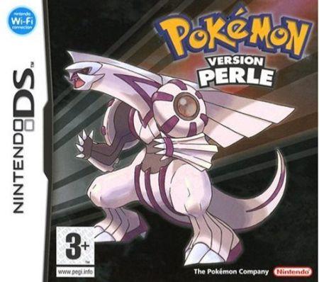 Echanger le jeu Pokemon Version Perle sur Ds