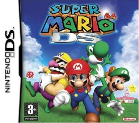 Echanger le jeu Super Mario 64 sur Ds