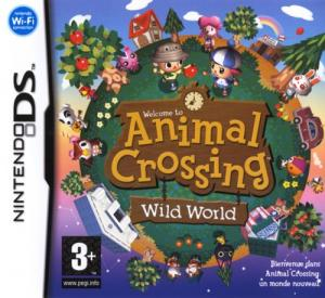 Echanger le jeu Animal Crossing : Wild World sur Ds