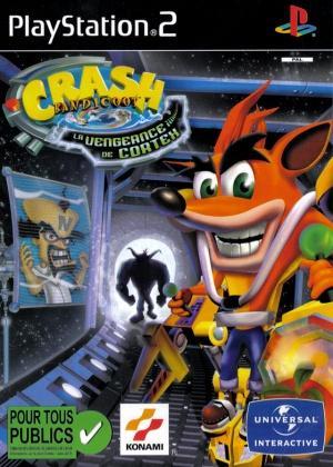 Echanger le jeu Crash Bandicoot : La Vengeance de Cortex  sur PS2