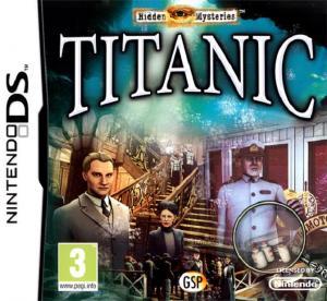 Echanger le jeu Hidden Mysteries, Titanic sur Ds
