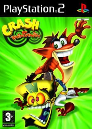 Echanger le jeu Crash Twinsanity  sur PS2