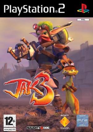 Echanger le jeu Jak 3  sur PS2