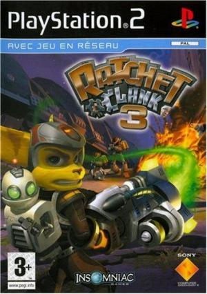Echanger le jeu Ratchet & Clank 3 sur PS2