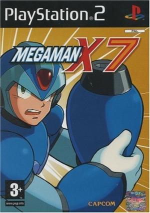 Echanger le jeu Megaman X7 sur PS2