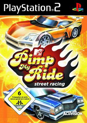 Echanger le jeu Pimp my Ride : Street Racing  sur PS2