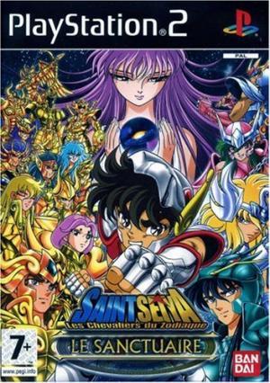 Echanger le jeu Saint Seiya : les Chevaliers du Zodiaque - le sanctuaire sur PS2