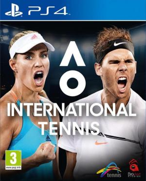 Echanger le jeu AO International Tennis sur PS4