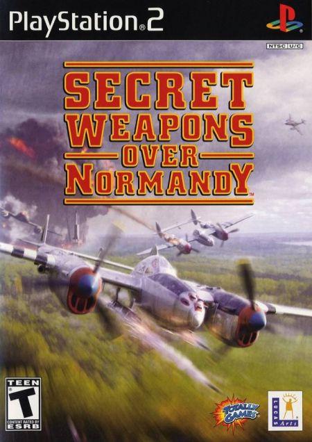Echanger le jeu Secret Weapons Over Normandy  sur PS2