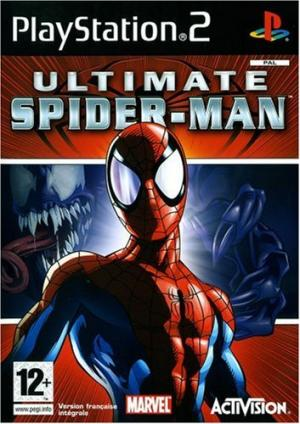 Echanger le jeu Ultimate Spider Man sur PS2