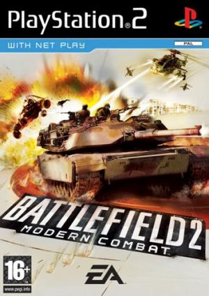 Echanger le jeu Battlefield 2: Modern Combat sur PS2