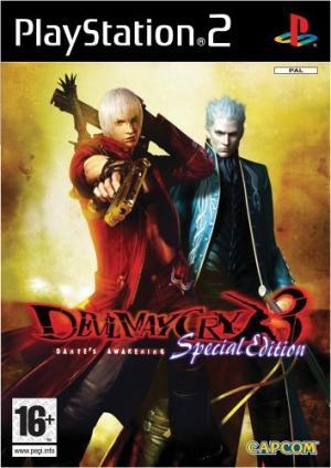 Echanger le jeu Devil May Cry 3: Dante's Awakening -ÉDITION SPÉCIALE- sur PS2