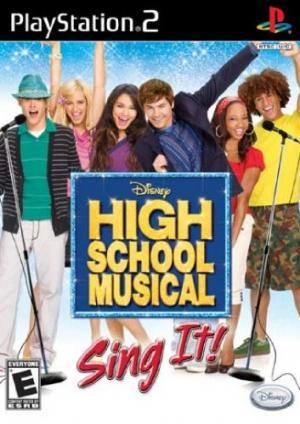 Echanger le jeu High School Musical -Tous en scène !  sur PS2