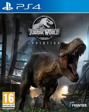 Echanger le jeu Jurassic World Evolution sur PS4