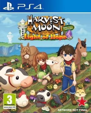 Echanger le jeu Harvest Moon: Lumiere d'Espoir sur PS4