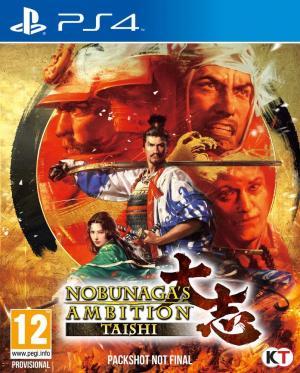Echanger le jeu Nobunaga's Ambition: Taishi sur PS4