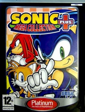 Echanger le jeu Sonic Mega Collection sur PS2
