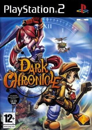 Echanger le jeu Dark Chronicle sur PS2