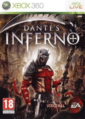 Echanger le jeu Dante's inferno sur Xbox 360