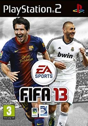 Echanger le jeu Fifa 13  sur PS2