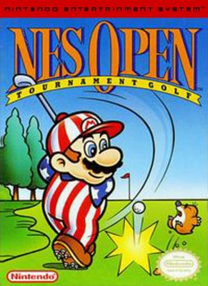 Echanger le jeu Nes Open Tournament Golf  sur NES