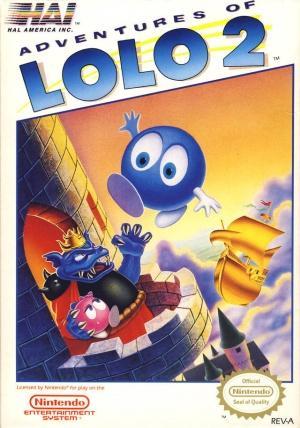 Echanger le jeu Lolo 2 sur NES