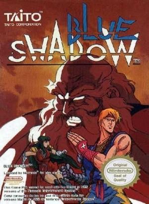 Echanger le jeu Blue Shadow sur NES