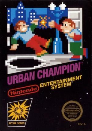 Echanger le jeu URBAN CHAMPION sur NES