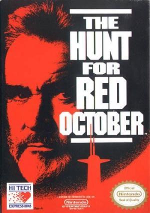 Echanger le jeu A la Poursuite de l'Octobre Rouge sur NES