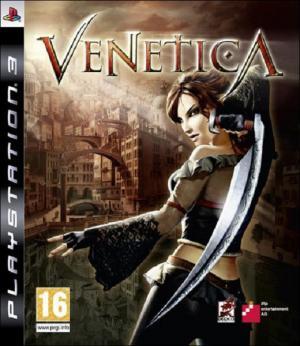 Echanger le jeu Venetica sur PS3