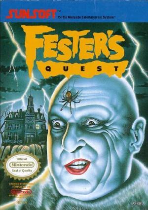 Echanger le jeu Fester's Quest sur NES