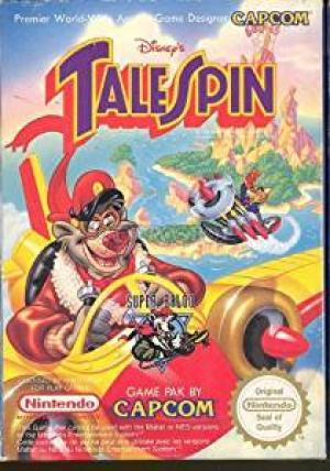 Echanger le jeu Disney's Tale Spin sur NES