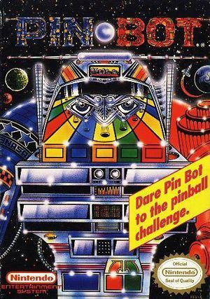 Echanger le jeu  Pin Bot sur NES