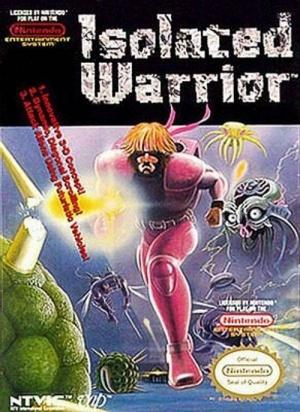 Echanger le jeu Isolated Warrior sur NES
