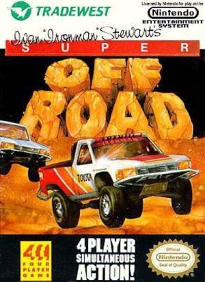 Echanger le jeu SUPER OFF ROAD  sur NES