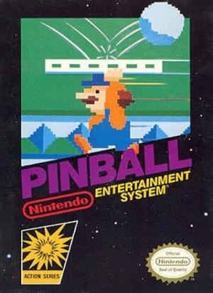 Echanger le jeu Pinball sur NES