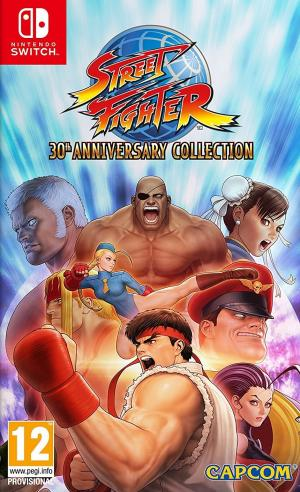 Echanger le jeu Street Fighter 30th Anniversary Collection sur Switch