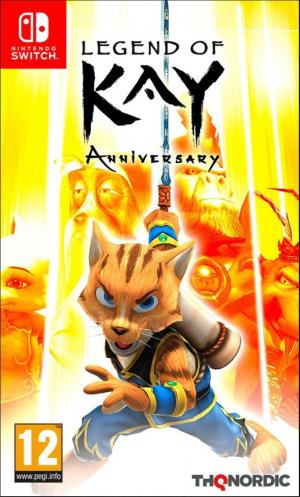 Echanger le jeu Legend of Kay - Anniversary sur Switch