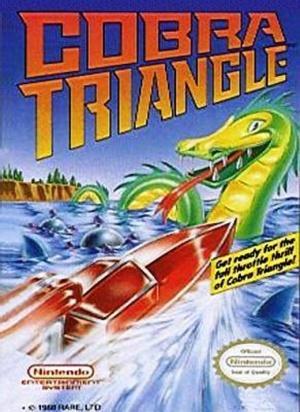 Echanger le jeu Cobra Triangle sur NES