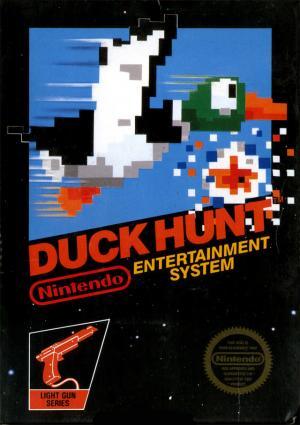 Echanger le jeu Duck Hunt sur NES