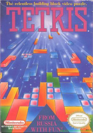 Echanger le jeu Tetris sur NES