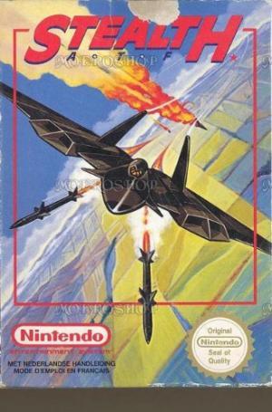 Echanger le jeu Stealth ATF sur NES