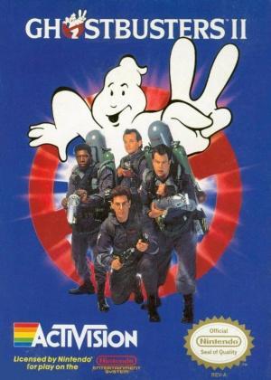 Echanger le jeu Ghostbusters 2 sur NES