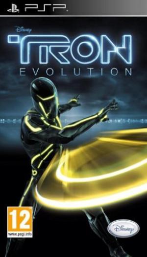 Echanger le jeu Tron Evolution sur PSP