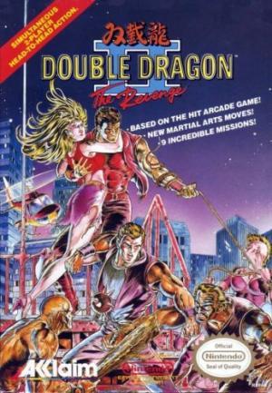 Echanger le jeu Double Dragon 2 sur NES