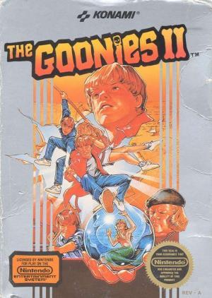Echanger le jeu Goonies 2 sur NES