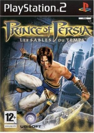 Echanger le jeu Prince of Persia : Les Sables du temps sur PS2