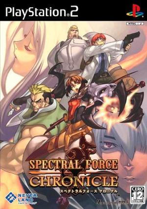 Echanger le jeu Spectral Force Chronicle[Import Japonais] sur PS2