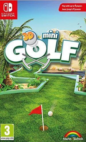 Echanger le jeu 3D Minigolf sur Switch